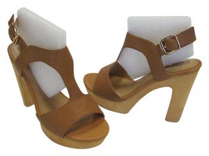 Okang New Size 5.50 M (Usa) Excellent Condition Neutral Platforms