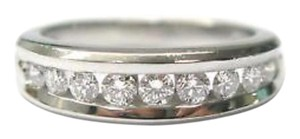 Scott Kay Scott Kay Platinum Channel Set Diamond Band Ring 0.40CT