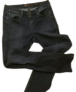 Kardashian Kollection Straight Leg Jeans