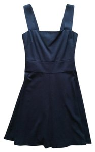 Banana Republic Shift Stretchy Fitted Open Sporty Dress