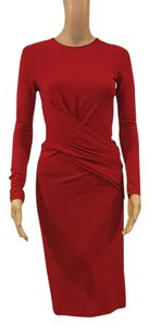 red Maxi Dress by Michael Kors,make in Italy
