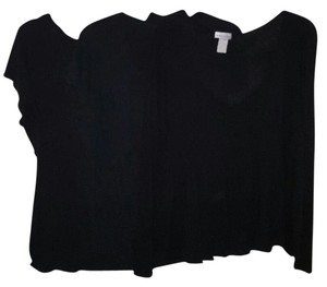 Mossimo Supply Co. T Shirt black
