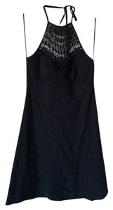 Trina Turk short dress Black on Tradesy