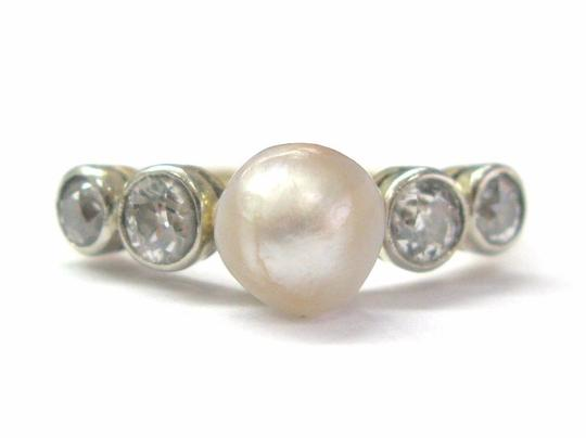 Preload https://img-static.tradesy.com/item/21107956/fine-old-european-cut-diamond-pearl-anniversary-70ct-7mm-ring-0-0-540-540.jpg