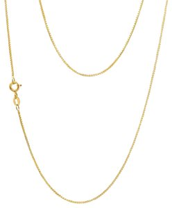Jewelry N Beyond 14k Yellow Gold Box Chain