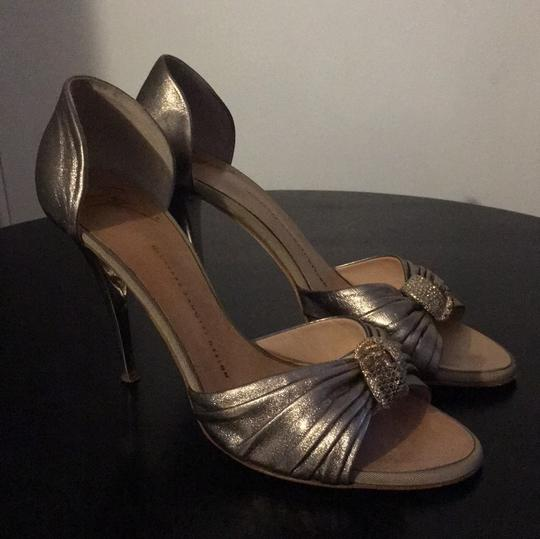 Giuseppe Zanotti Rose Gold/Light Brown Formal Image 9
