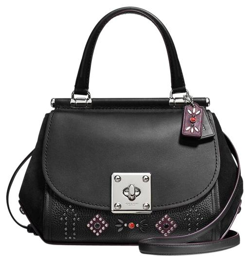 Preload https://img-static.tradesy.com/item/21108125/coach-drifter-western-rivets-top-handle-black-leather-satchel-0-1-540-540.jpg