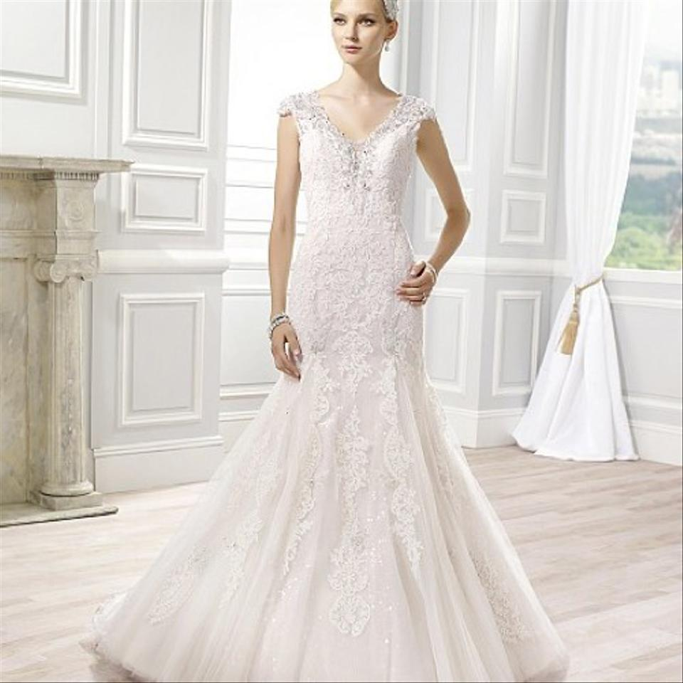 Moonlight Bridal Ivory Lace/Taupe Lining and Sequin Layer/Silver ...