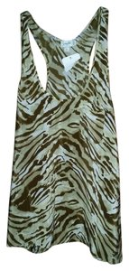 Nordstrom Silk Tiger Print Bloomingdales Luxury Animal Print Tunic