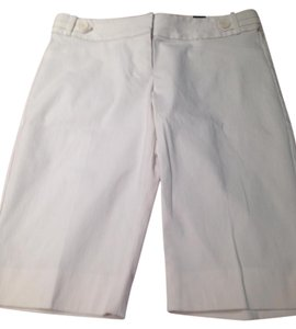 The Limited New Long Bermuda Shorts White