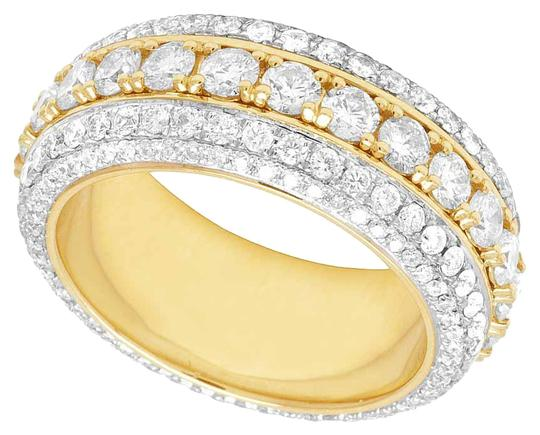 Preload https://img-static.tradesy.com/item/21109757/jewelry-unlimited-10k-yellow-gold-real-diamond-eternity-wedding-band-5-12-ct-10mm-ring-0-1-540-540.jpg
