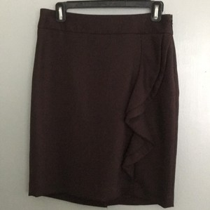 The Limited Skirt Brown
