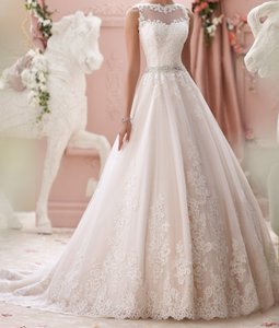 David Tutera For Mon Cheri Seraphina 115244 Wedding Dress