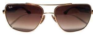 Ray-Ban Ray-Ban Arista Gold Framed Sunglasses