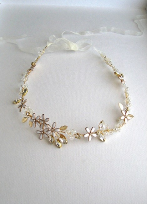 Item - Gold Band - Hayden Hair Accessory
