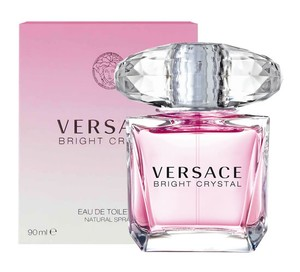 Versace VERSACE BRIGHT CRYSTAL by VERSACE EDT Spray for Women ~ 3.0 oz / 90 ml