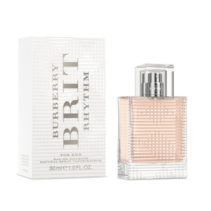 Burberry BURBERRY BRIT RHYTHM by BURBERRY EDT Spray for Women ~ 1.0 oz / 30 ml