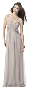 Dessy Taupe Dessy Collection Vivian Diamond Style 2832 Dress
