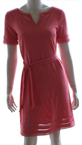Tommy Hilfiger short dress coral on Tradesy
