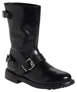 Burberry Limited Edition Black Boots