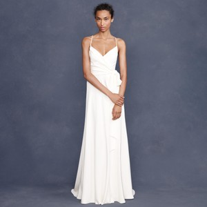 J.Crew Goddess Wedding Gown Wedding Dress