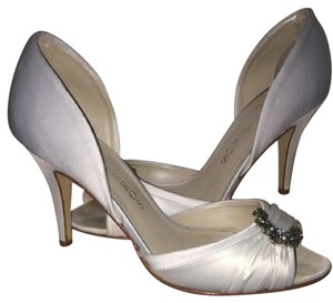 Caparros Satin D'orsay Pump Wedding Shoes
