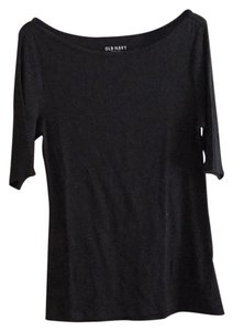 Old Navy Top Charcoal