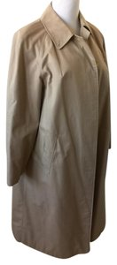 Burberry Trench Classic Novacheck Water-repellant Trench Coat