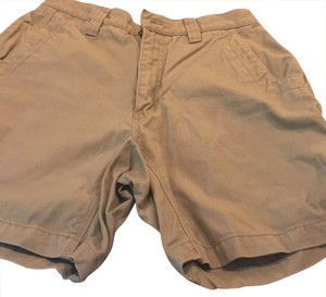 mountain khakis Cargo Shorts tan khaki