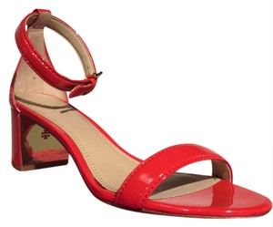 Tory Burch Pepper Red Sandals