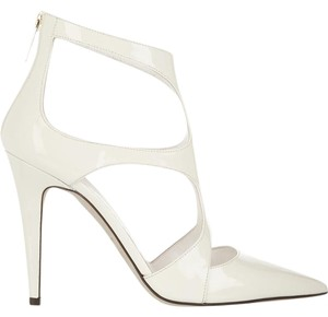 Tamara Mellon Cream Sandals
