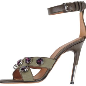 Givenchy green/purple stone Formal