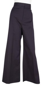 Stella McCartney Wide Leg Pants navy