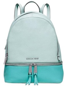 Michael Kors Pebbled Leather Rhea Backpack