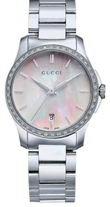 Gucci Gucci Swiss G-Timeless Diamond Watch