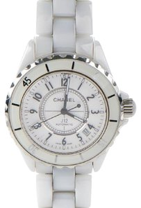 Chanel Chanel Ceramic J12 White Watch