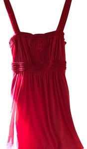 BCBGMAXAZRIA short dress bright Pink on Tradesy