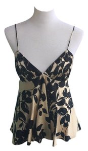 Milly of New York Top Black, Gold