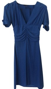 T-Bags Los Angeles short dress Blue on Tradesy