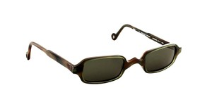 Morgenthal-Frederics Morgenthal Frederics Vintage Lifesaver Sunglasses SQ45 France
