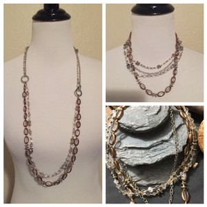 Cookie Lee Retired convertible Necklace