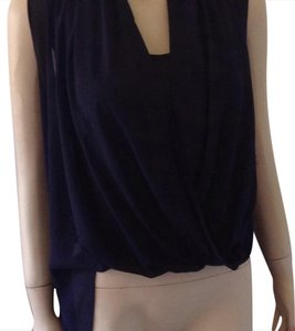 Mystic Top Navy blue