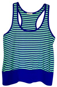 Lux Top Cobalt & Green