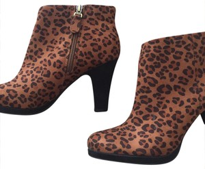 Rampage Black/Brown Boots