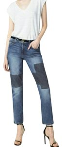 JOE'S Jeans Ankle Fit Boyfriend Cut Jeans-Medium Wash