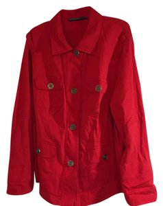 Avenue jeans Red Jacket