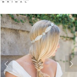 Bel Aire Bridal Bel Aire Filagree Halo