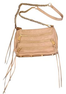 Rebecca Minkoff Chain Strap Leather Cross Body Bag