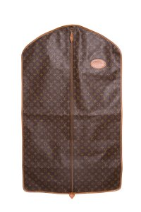 Louis Vuitton Monogram The French Company Garment Bag