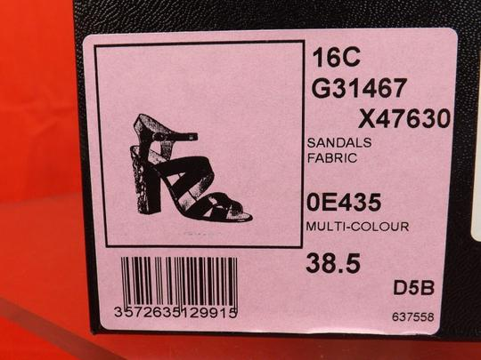 Chanel Multicolor Sandals Image 11